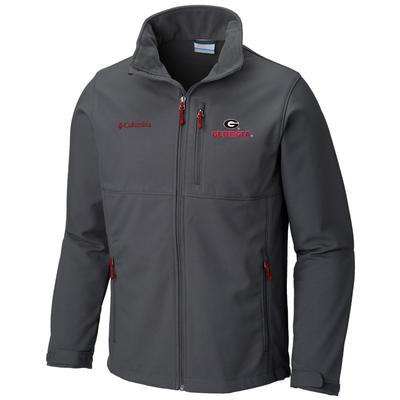 Georgia Columbia Ascender Softshell Jacket
