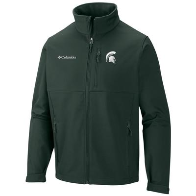 Michigan State Columbia Ascender Softshell Jacket
