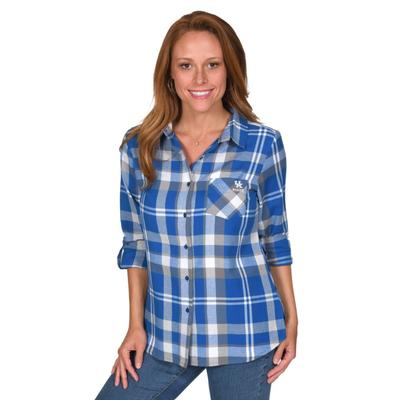 Kentucky University Girl Boyfriend Plaid