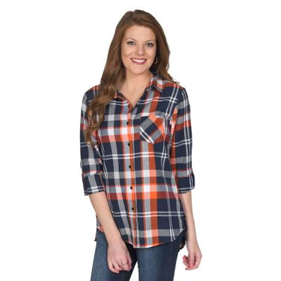 Auburn University Girl Boyfriend Plaid