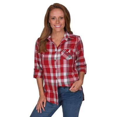 Alabama University Girl Boyfriend Plaid