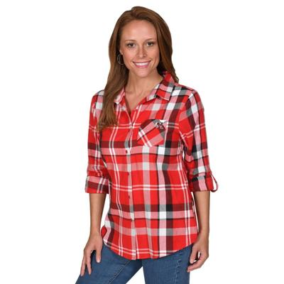 Georgia University Girl Boyfriend Plaid