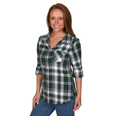 Michigan State University Girl Boyfriend Plaid