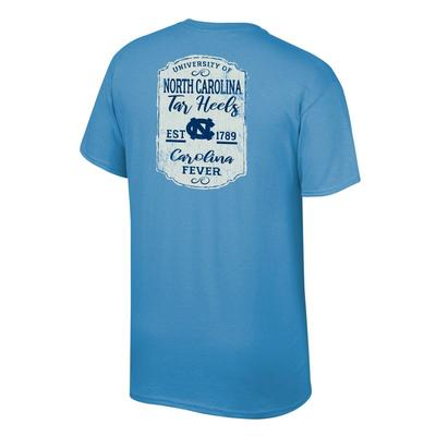 North Carolina Women's Plaque and Logo Tee Shirt