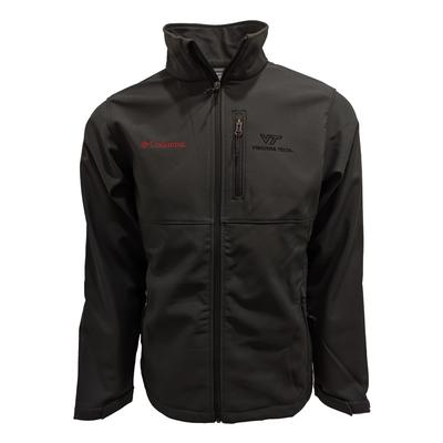 Virginia Tech Columbia Ascender Softshell Jacket