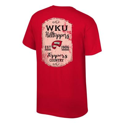 Western Kentucky Women's Plaque and Logo Tee Shirt