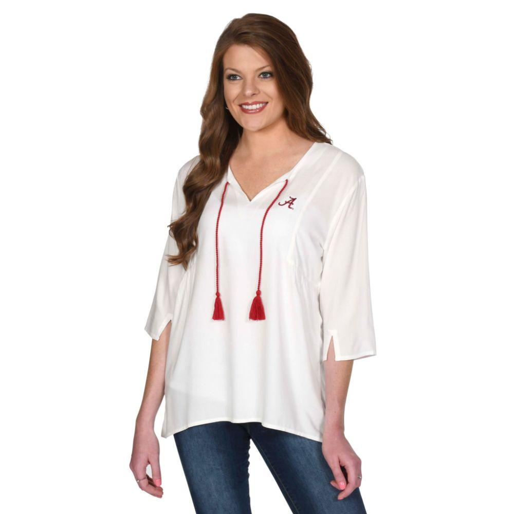 Alabama University Girl Tassel Tunic