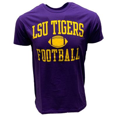 LSU Men's Football Tee