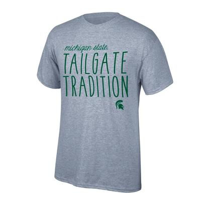 Michigan State Women's Tailgate Tradition Tee Shirt