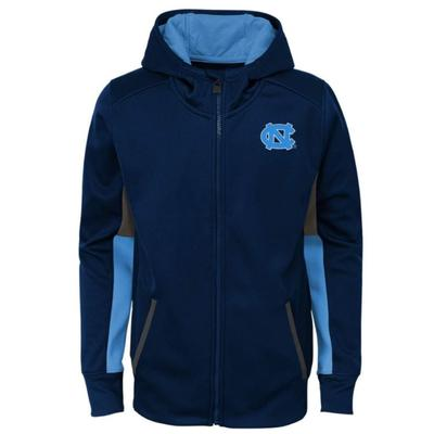 North Carolina Gen2 Youth Full Zip Hoodie