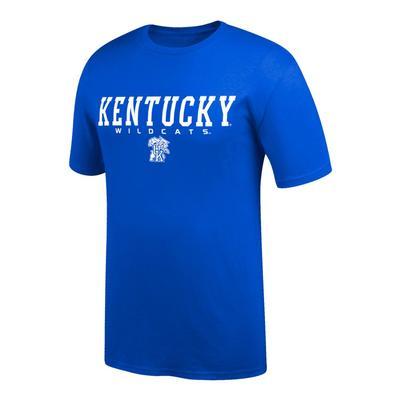 Kentucky Sport Tech Tee Shirt ROYAL