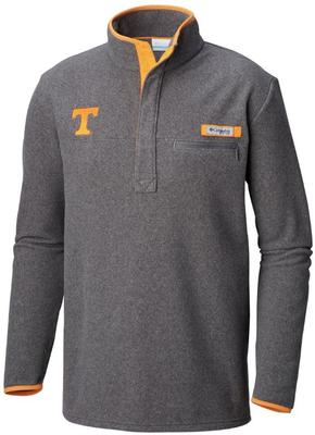 Tennessee Columbia Harborside Fleece Pullover - Tall Sizing