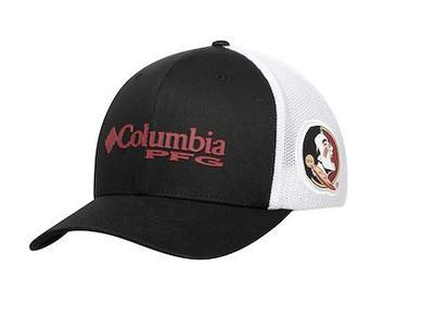 Florida State Columbia PFG Mesh Flex Fit Hat
