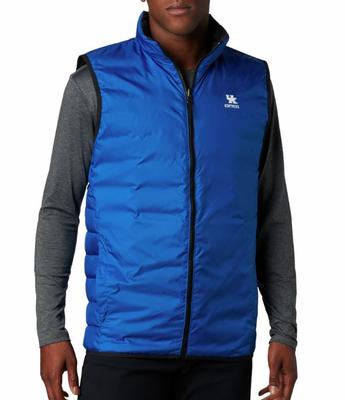 Kentucky Columbia Lake Reversible Full Zip Vest