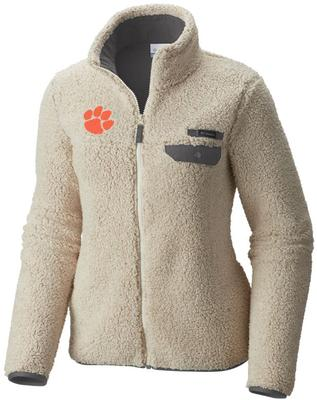 Clemson Columbia Women's Mountain Side Fleece Jacket
