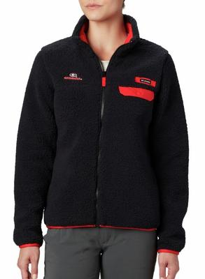 Georgia Columbia Women's Mountain Side Fleece Jacket