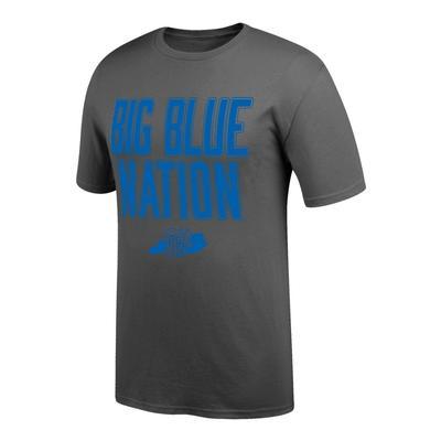 Kentucky Big Blue Nation Tee Shirt GRAPHITE