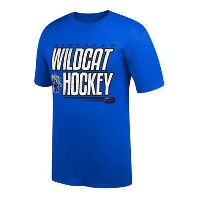 Kentucky Men's Wildcat Hockey Tee Shirt