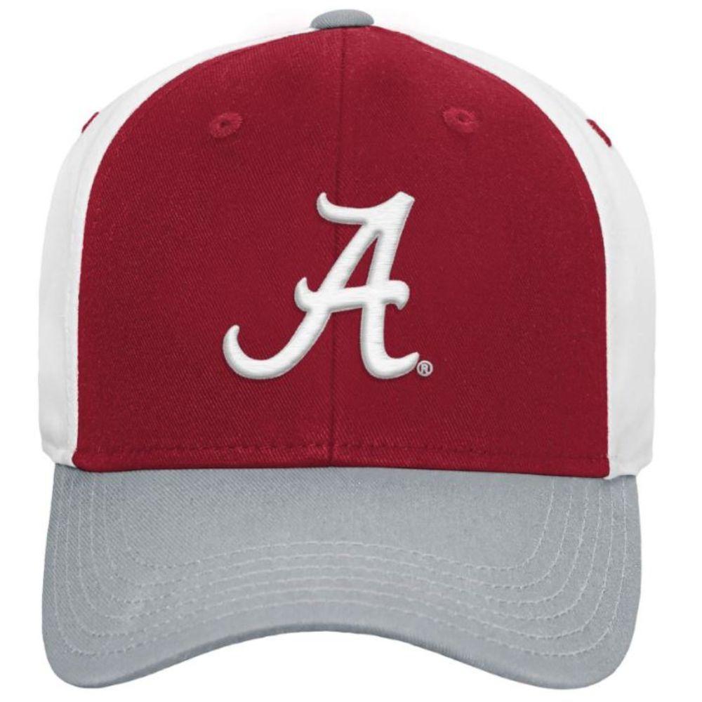 Alabama Gen2 Youth Colorblock Adjustable Hat