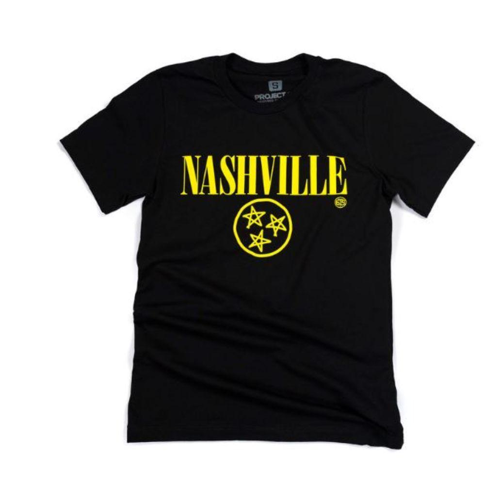 Nashville Men's Project 615 Rock Tee