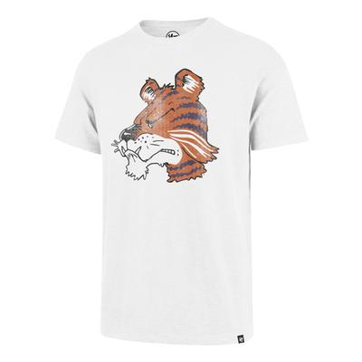 Clemson '47 Brand Side Tiger Scrum Tee