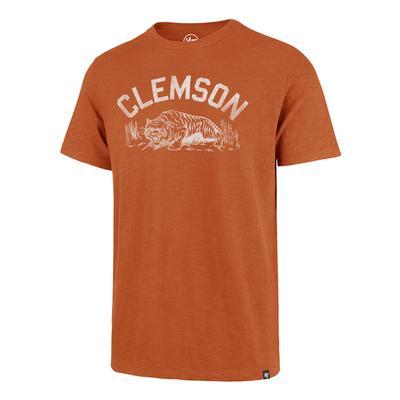 Clemson '47 Brand Clemson Arch Scrum Tee