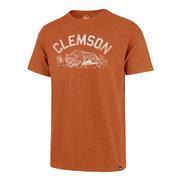 Clemson ' 47 Brand Clemson Arch Scrum Tee