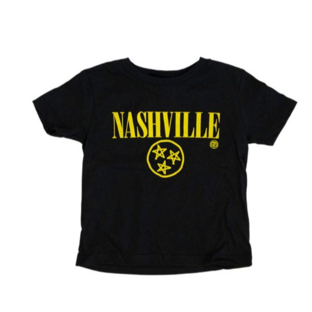Nashville Youth Project 615 Rock Tee