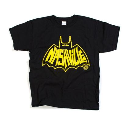Nashville Toddler Project 615 Batman Building Tee