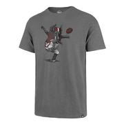 Alabama ' 47 Brand Football Elephant Scrum Tee