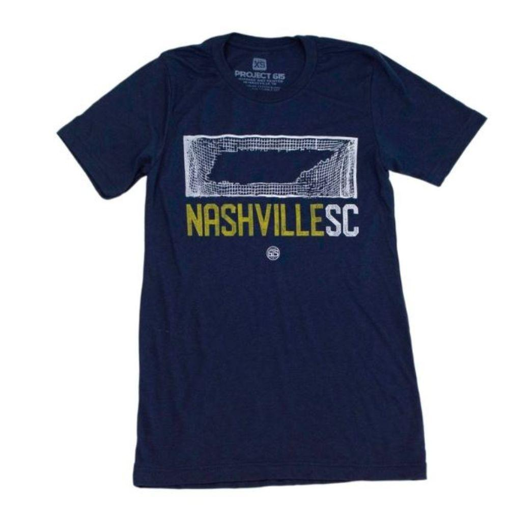 Nashville Men's Project 615 Sc Net Tee