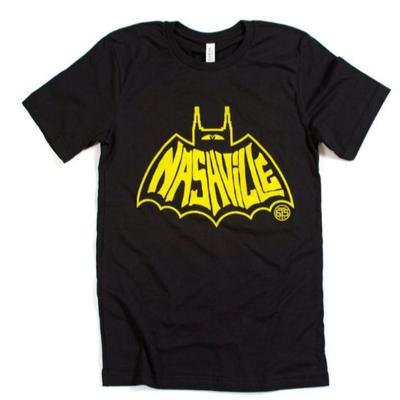 Nashville Men's Project 615 Batman Building Tee