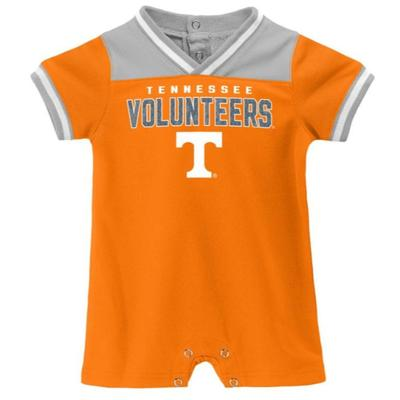 Tennessee Infant Mesh S/S Game Day Romper