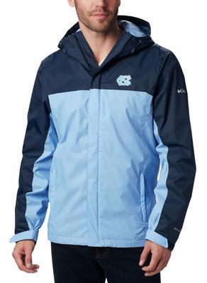 UNC Columbia Glennaker Storm Jacket