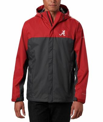 Alabama Columbia Glennaker Storm Jacket - Big Sizing