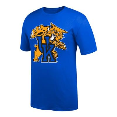 Kentucky Giant Wildcat UK Logo Tee Shirt