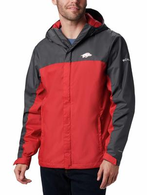 Arkansas Columbia Glennaker Storm Jacket - Big Sizing