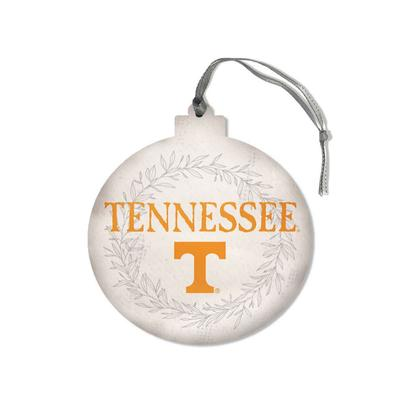 Tennessee Legacy Laurel's Round Ornament