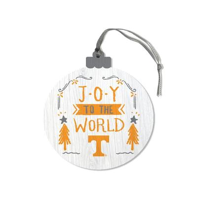 Tennessee Legacy Joy to the World Ornament
