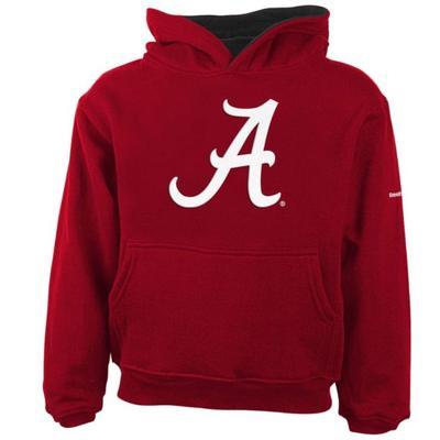 Alabama Toddler Team Color Pullover Hoodie
