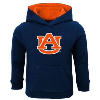 Auburn Toddler Team Color Pullover Hoodie