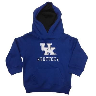 Kentucky Toddler Team Color Pullover Hoodie