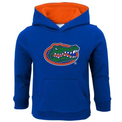 Florida Toddler Team Color Pullover Hoodie