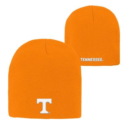 Tennessee Youth Basic Cuffless Knit Beanie