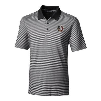 Florida State Cutter & Buck Big and Tall Forge Stripe Polo