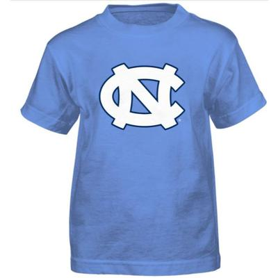 UNC Kids' Primary Logo S/S Shirt