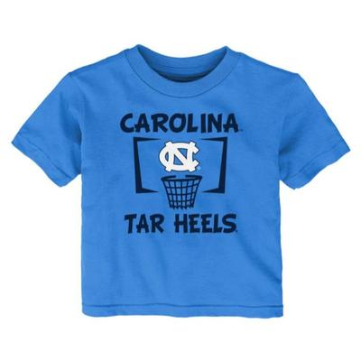 North Carolina Infant S/S Net Gain Tee