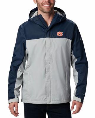 Auburn Columbia Glennaker Storm Jacket - Tall Sizing