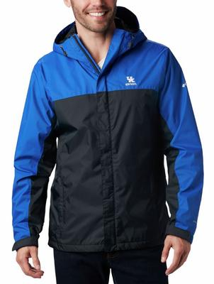 Kentucky Columbia Glennaker Storm Jacket - Tall Sizing