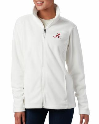 Alabama Columbia Women's Give and Go Full Zip Jacket